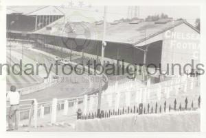 BIG Chelsea - Stamford Bridge - East Stand 1 - August 1969