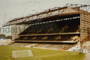 BIG Chelsea - Stamford Bridge - East Stand 7 - 1973