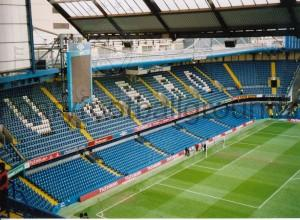BIG Chelsea - Stamford Bridge - South Terrace The Shed 5 - April 2005