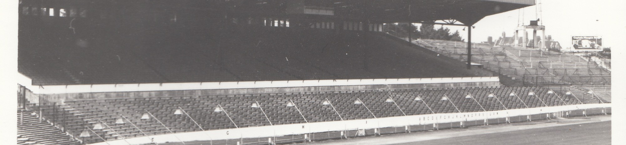 BIG Chelsea - Stamford Bridge - West Stand 1 - August 1969