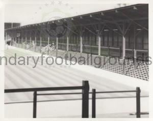 West Ham - Upton Park - East Stand 1 - 1969