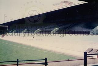 West Ham - Upton Park - East Stand 2 -