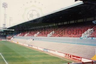 West Ham - Upton Park - East Stand 3 - April 1991