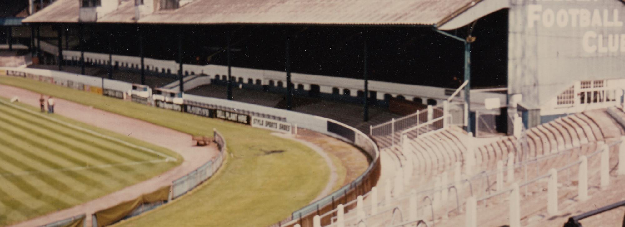 Chelsea - Stamford Bridge - East Stand 5 - August 1969
