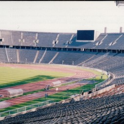 Hertha Berlin - Berlin Olympic  Stadium - East Goal Stand - May 2000