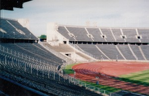 Hertha Berlin - Berlin Olympic  Stadium - West Goal Stand - May 2000